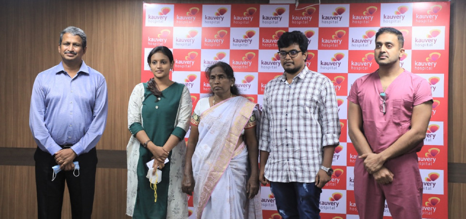 Tamil Nadu's first Laser Angioplasty Centre launched by Kauvery Hospital