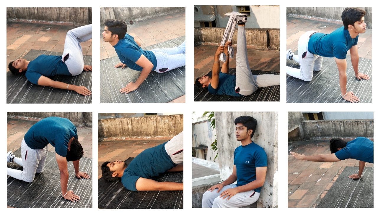 Common exercises to reduce back pain